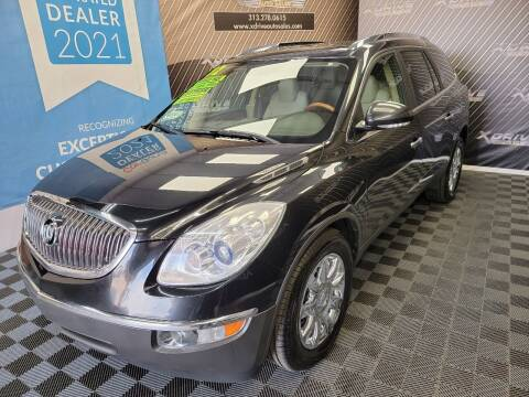 2012 Buick Enclave for sale at X Drive Auto Sales Inc. in Dearborn Heights MI