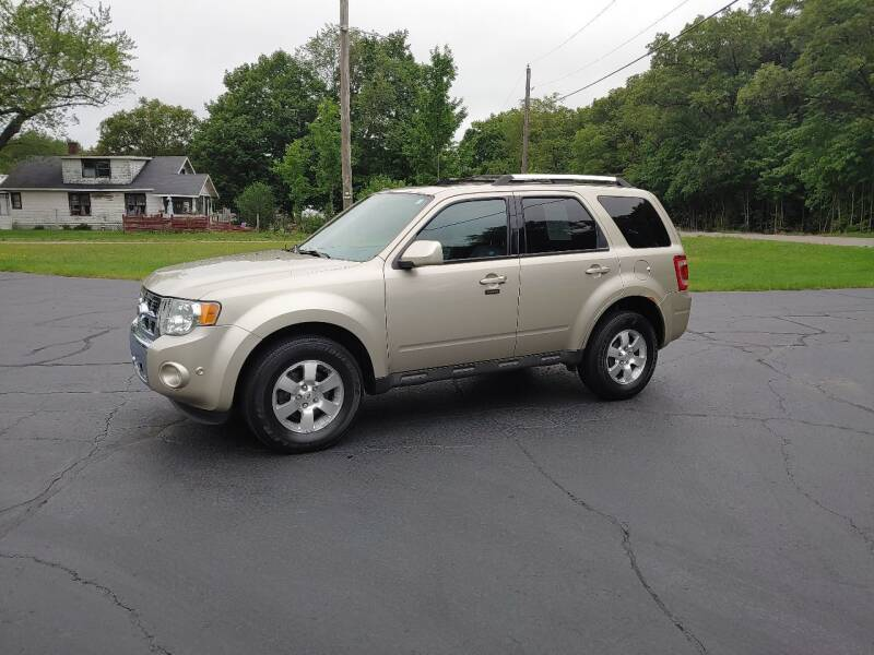 2010 Ford Escape for sale at Depue Auto Sales Inc in Paw Paw MI