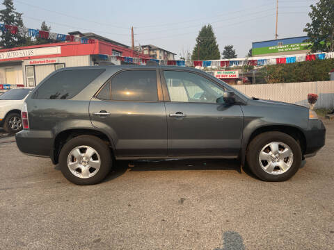 2005 Acura MDX for sale at Valley Sports Cars in Des Moines WA