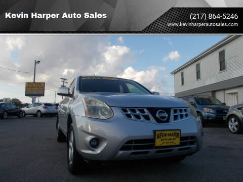 2013 Nissan Rogue for sale at Kevin Harper Auto Sales in Mount Zion IL