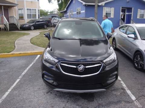 2017 Buick Encore for sale at Mikano Auto Sales in Orlando FL