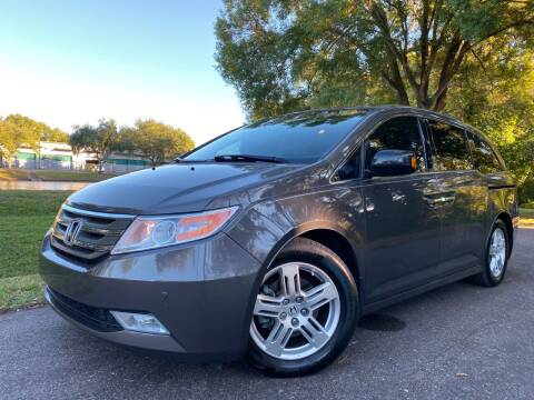 2012 Honda Odyssey for sale at Powerhouse Automotive in Tampa FL