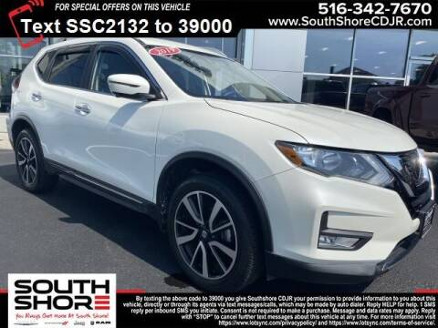 2019 Nissan Rogue for sale at South Shore Chrysler Dodge Jeep Ram in Inwood NY