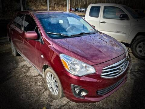 2019 Mitsubishi Mirage G4 for sale at Carder Motors Inc in Bridgeport WV