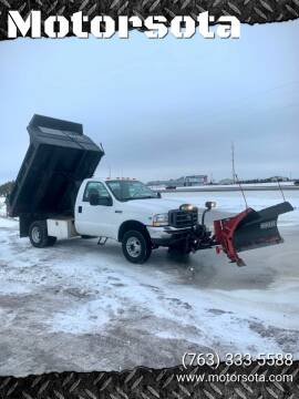 2003 Ford F-350 Super Duty for sale at Motorsota in Becker MN