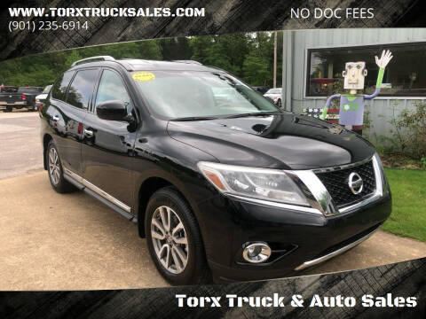 2014 Nissan Pathfinder for sale at Torx Truck & Auto Sales in Eads TN