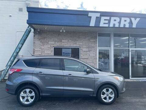 2014 Ford Escape for sale at Terry Auto Outlet in Lynchburg VA