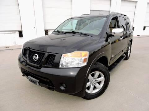 2009 Nissan Armada for sale at PK MOTORS GROUP in Las Vegas NV