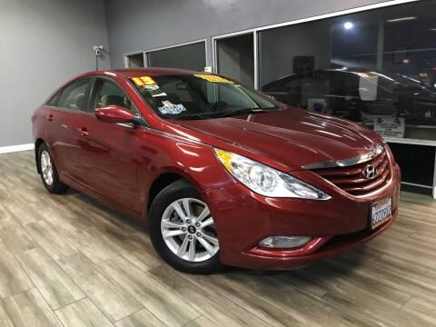 2013 Hyundai Sonata for sale at Golden State Auto Inc. in Rancho Cordova CA