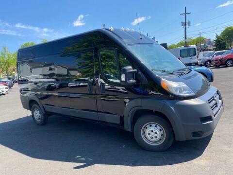 2018 RAM ProMaster Cargo for sale at EMG AUTO SALES in Avenel NJ