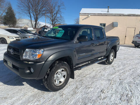 2011 Toyota Tacoma for sale at PAPERLAND MOTORS - Fresh Inventory in Green Bay WI