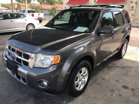 2011 Ford Escape for sale at Gold Star Motors Inc. in San Antonio TX