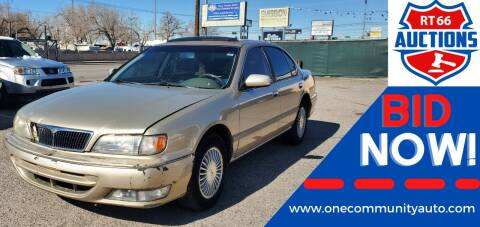 1998 Infiniti I30 for sale at One Community Auto LLC in Albuquerque NM