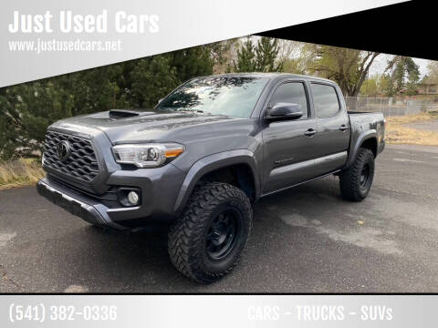 2020 Toyota Tacoma for sale at Just Used Cars in Bend OR
