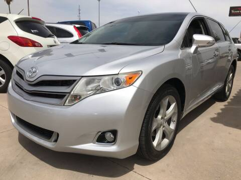 2013 Toyota Venza for sale at Town and Country Motors in Mesa AZ