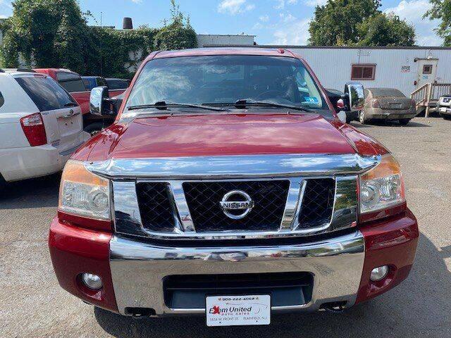 2009 Nissan Titan for sale at Exem United in Plainfield NJ