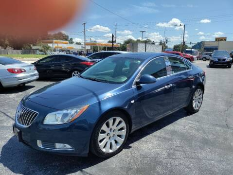 2011 Buick Regal for sale at Hot Deals On Wheels in Tampa FL