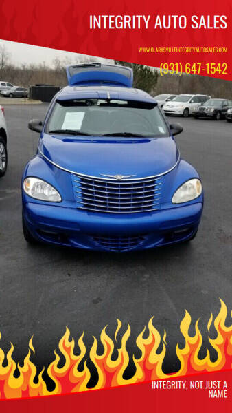 2005 Chrysler PT Cruiser for sale at INTEGRITY AUTO SALES in Clarksville TN