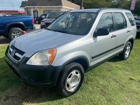 2004 Honda CR-V for sale at Cash Car Outlet in Mckinney TX