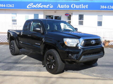 2014 Toyota Tacoma for sale at Colbert's Auto Outlet in Hickory NC