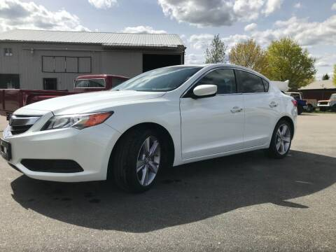 2014 Acura ILX for sale at Pool Auto Sales in Hayden ID