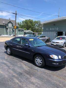 2007 Buick LaCrosse for sale at SHEFFIELD MOTORS INC in Kenosha WI