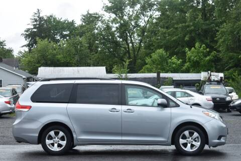 2011 Toyota Sienna for sale at Broadway Garage of Columbia County Inc. in Hudson NY