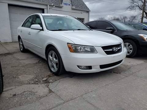 2007 Hyundai Sonata for sale at Street Side Auto Sales in Independence MO
