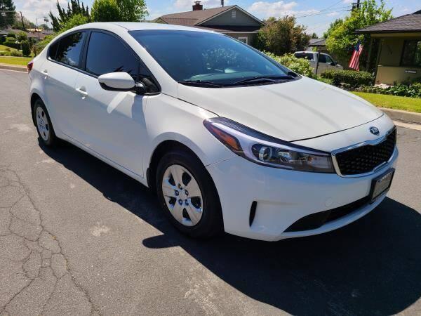 2018 Kia Forte for sale at CAR CITY SALES in La Crescenta CA
