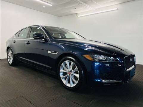 2018 Jaguar XF for sale at Champagne Motor Car Company in Willimantic CT