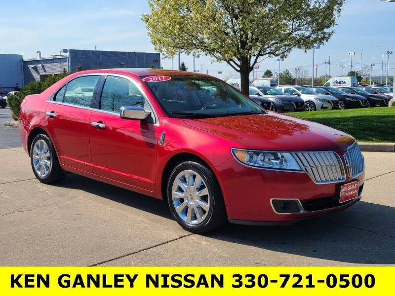 2011 Lincoln MKZ for sale at Ken Ganley Nissan in Medina OH