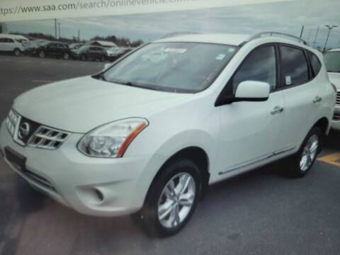 2012 Nissan Rogue for sale at CRYSTAL MOTORS SALES in Rome NY