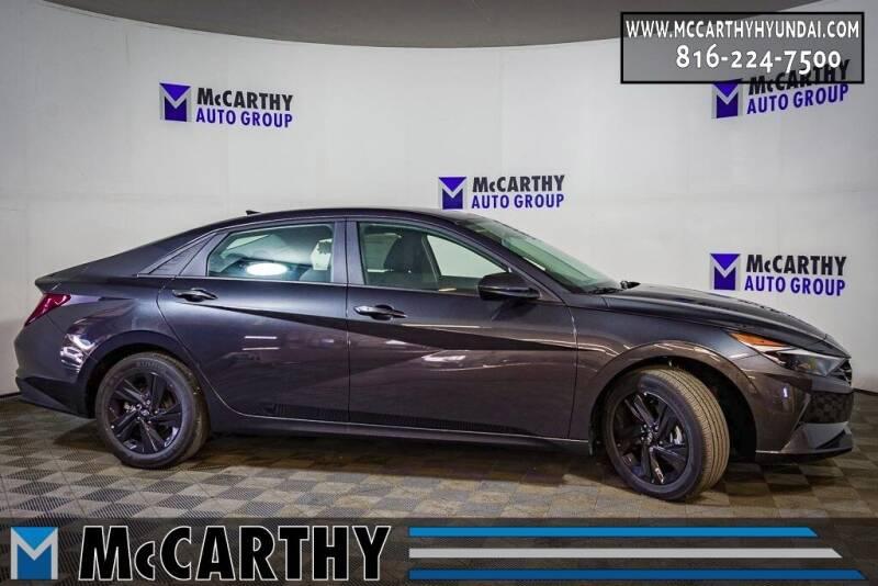 2021 Hyundai Elantra for sale at Mr. KC Cars - McCarthy Hyundai in Blue Springs MO