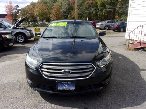 2014 Ford Taurus for sale at Balic Autos Inc in Lanham MD