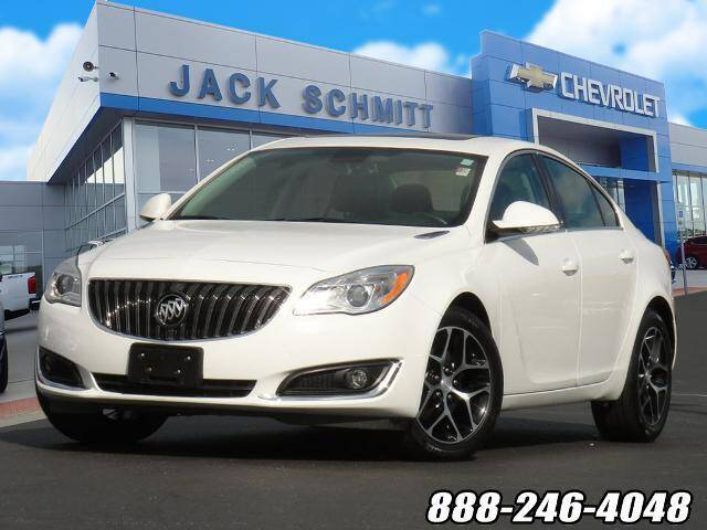 2017 Buick Regal for sale at Jack Schmitt Chevrolet Wood River in Wood River IL