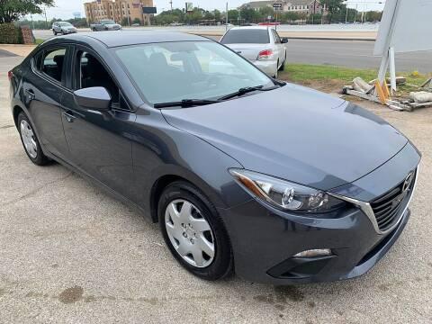 2015 Mazda MAZDA3 for sale at Austin Direct Auto Sales in Austin TX