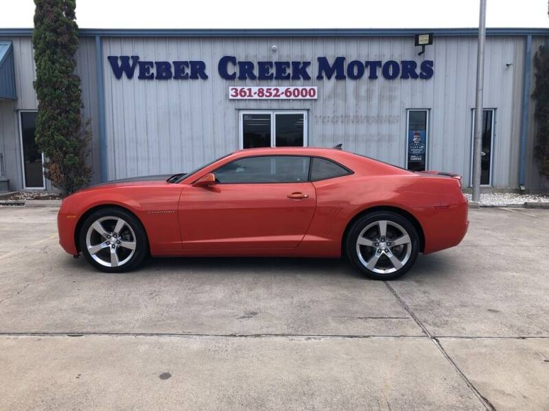 2011 Chevrolet Camaro for sale at Weber Creek Motors in Corpus Christi TX