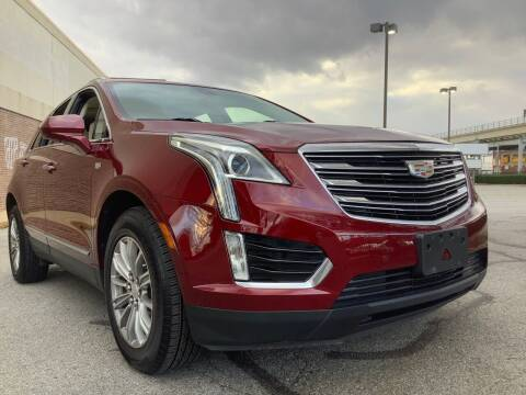 2017 Cadillac XT5 for sale at Active Auto Sales Inc in Philadelphia PA