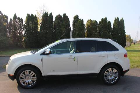 2008 Lincoln MKX for sale at D & B Auto Sales LLC in Washington Township MI