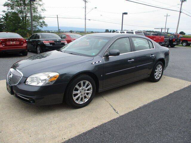 2010 Buick Lucerne for sale at FINAL DRIVE AUTO SALES INC in Shippensburg PA