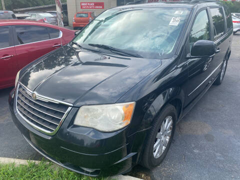 2008 Chrysler Town and Country for sale at Right Place Auto Sales in Indianapolis IN