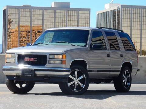 1999 GMC Yukon for sale at Pammi Motors in Glendale CO