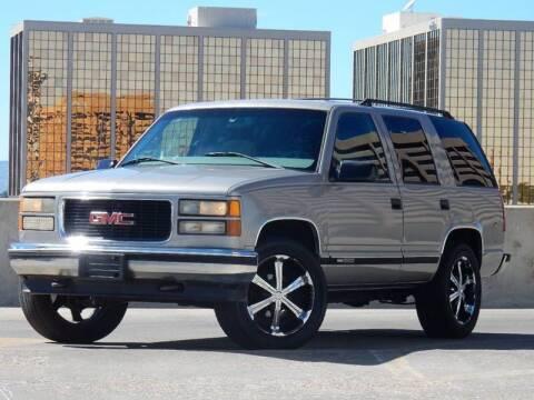 1999 GMC Yukon for sale at Pammi Motors in Glendale CO