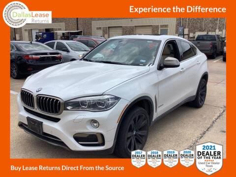 2017 BMW X6 for sale at Dallas Auto Finance in Dallas TX