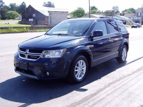 2014 Dodge Journey for sale at The Autobahn Auto Sales & Service Inc. in Johnstown PA