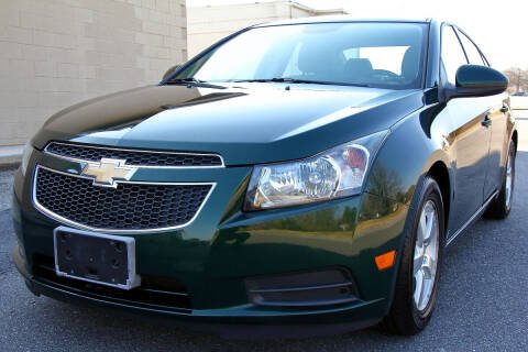 2014 Chevrolet Cruze for sale at Prime Auto Sales LLC in Virginia Beach VA