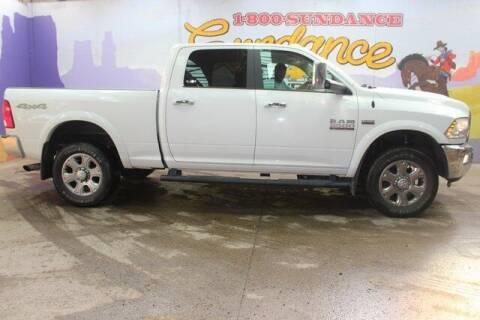 2018 RAM Ram Pickup 3500 for sale at Sundance Chevrolet in Grand Ledge MI