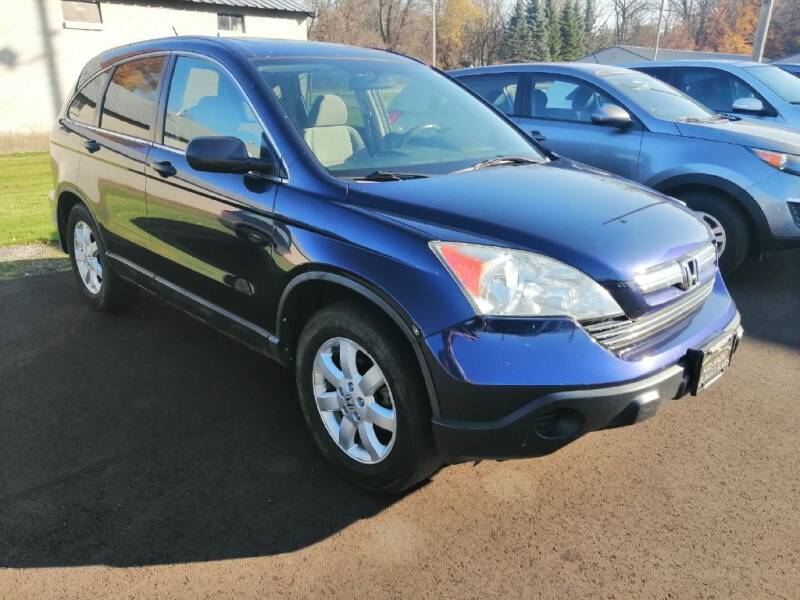 2009 Honda CR-V for sale at KRIS RADIO QUALITY KARS INC in Mansfield OH