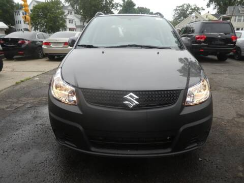2012 Suzuki SX4 Crossover for sale at Wheels and Deals in Springfield MA