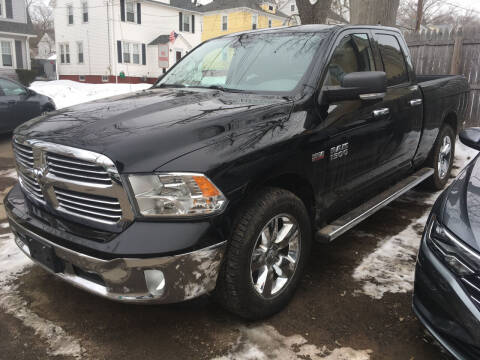 2013 RAM Ram Pickup 1500 for sale at MELILLO MOTORS INC in North Haven CT